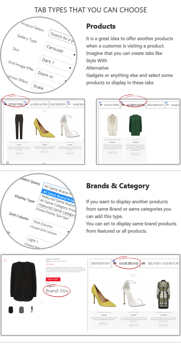 Woocommerce Tabs Pro: Extra Tabs for Product Page - 6