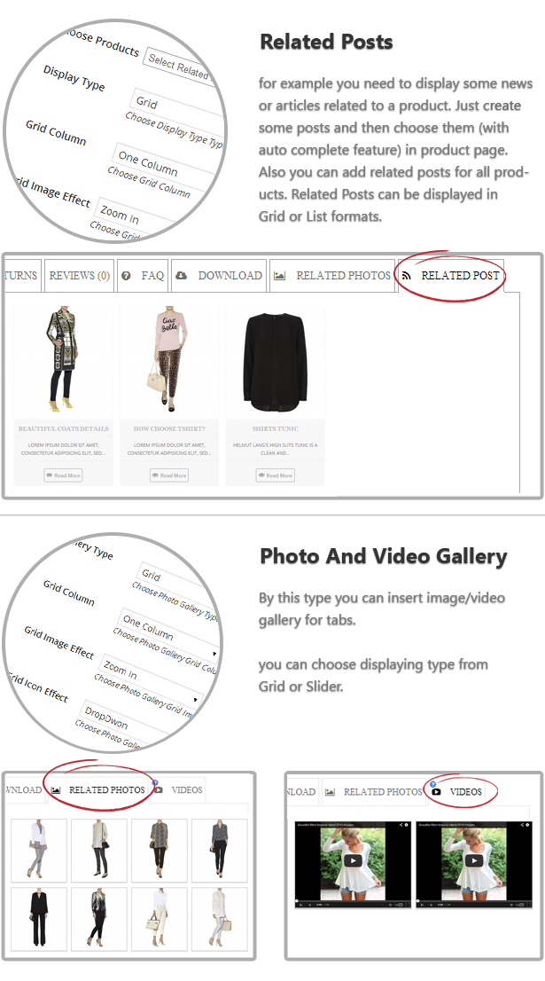 Woocommerce Tabs Pro: Extra Tabs for Product Page - 7